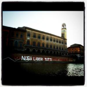 Pisa fiume Arno