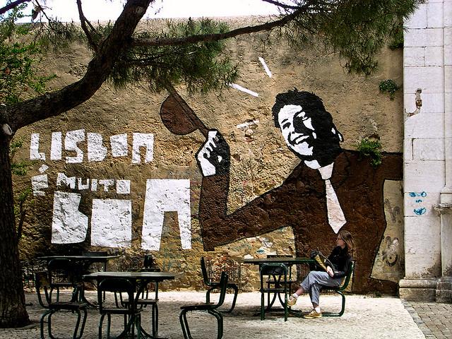 Miradouro da Graça - Lisbona [Foto di Filipe Barreto]
