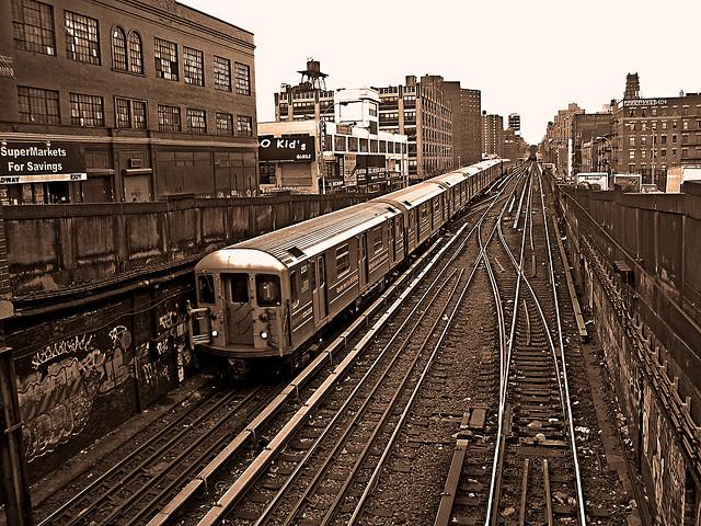 Bronx [Foto di Spencer Allen]