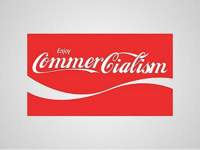 CocaCola - Commercialismo