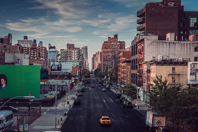 High Line [Foto di Aleks Ivic]