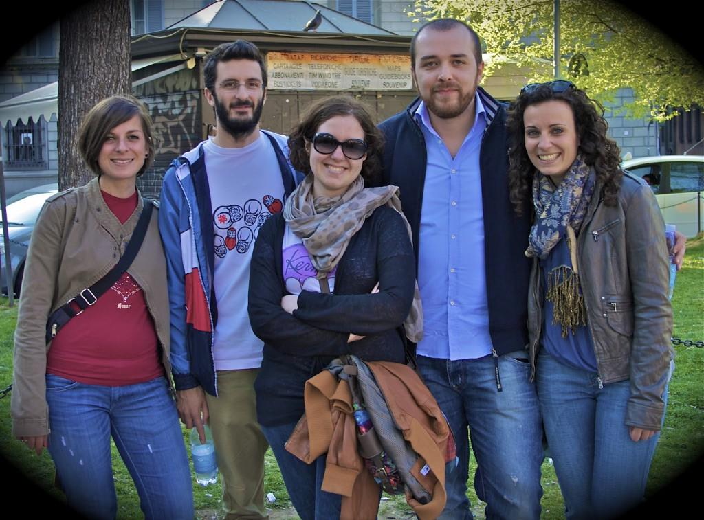 Il Jurassic social media team
