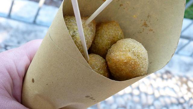 Olive ascolane - foto su Flickr di m_paola andreoni