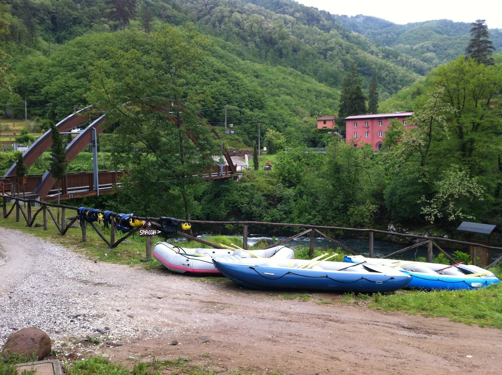 Rafting a bagni di lucca mercoled tutta la settimana - Rafting bagni di lucca ...