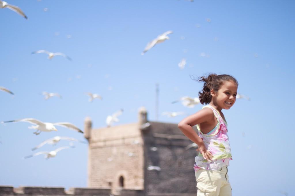 Essaouira - il molo