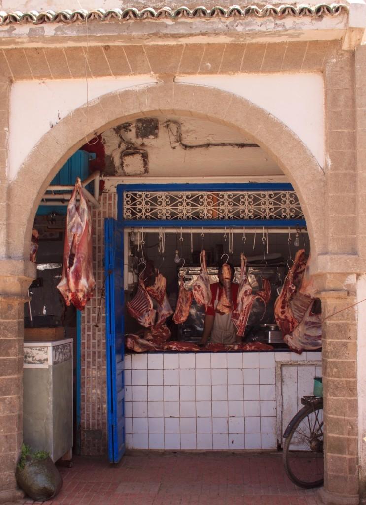 Essaouira - il macellaio