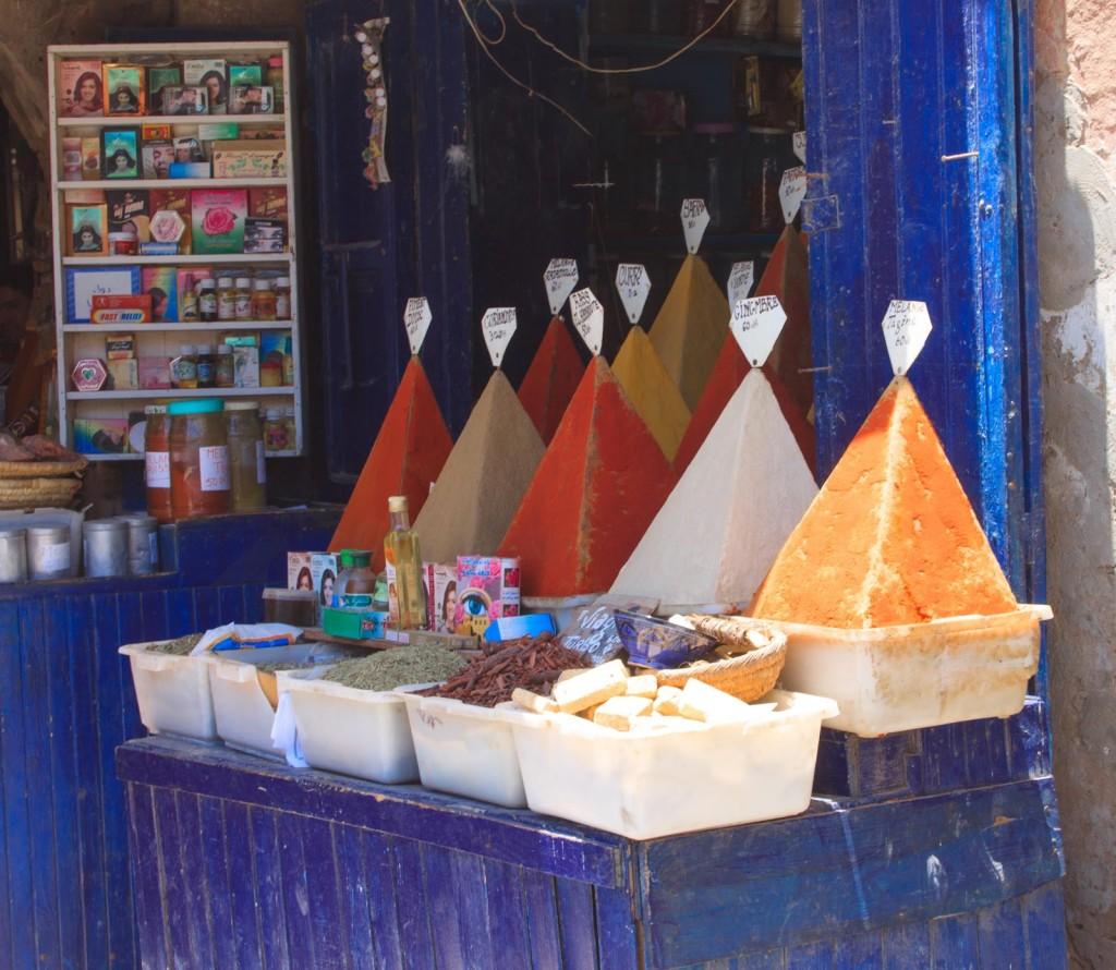 Essaouira - spezie