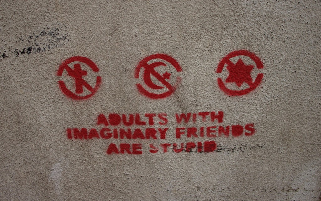 Gli adulti con amici immaginari sono stupidi