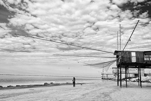 Trabucco di Luca Montanari su Flickr