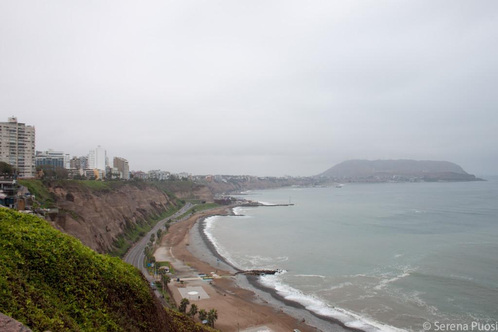 Scogliere di Lima
