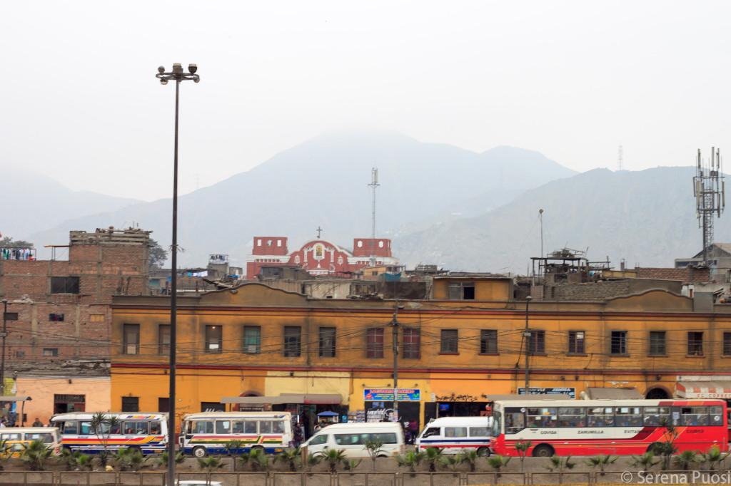 Il traffico di Lima
