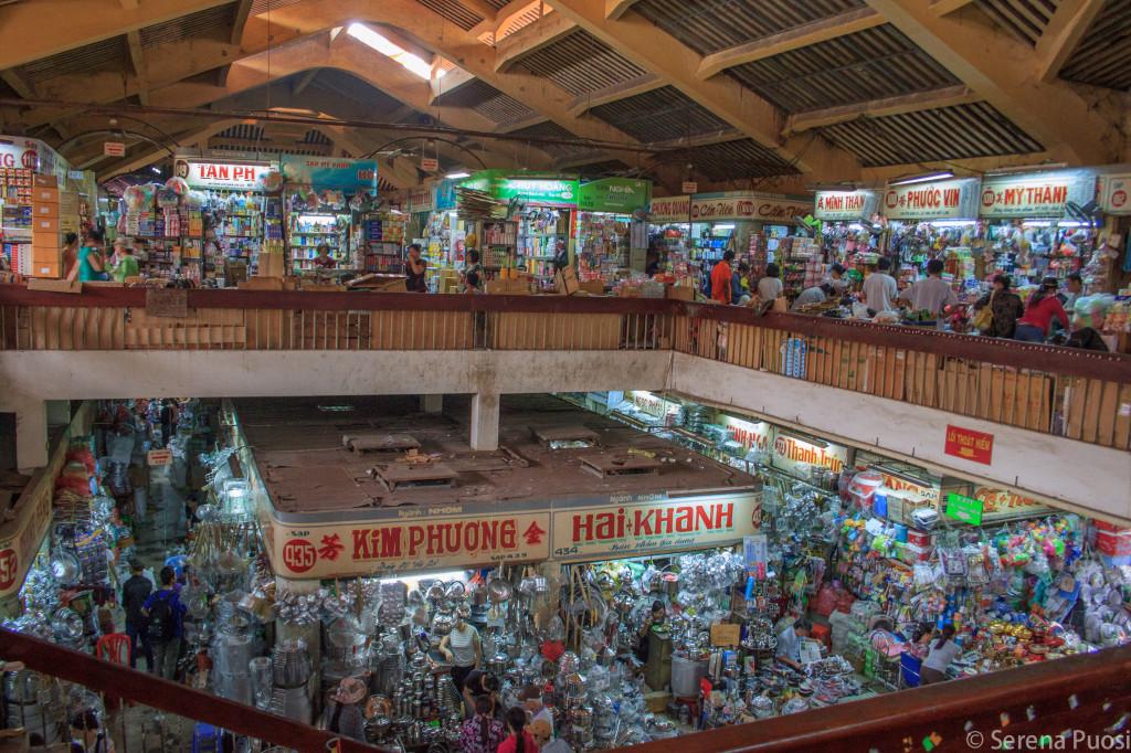 Mercato a Saigon