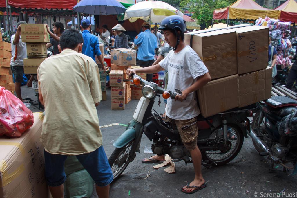 Il mercato di Cholon