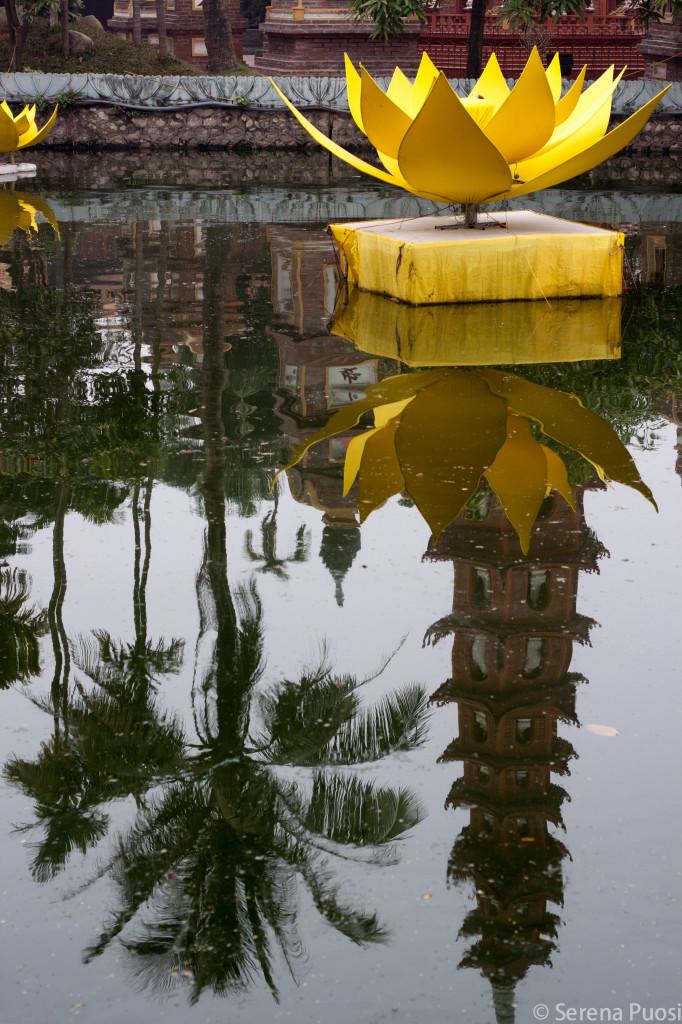 La pagoda più importante della città