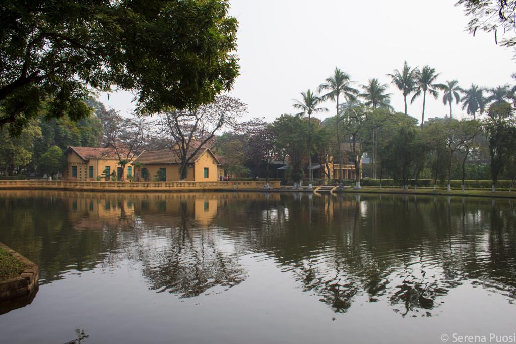 Casa di Ho Chi Minh