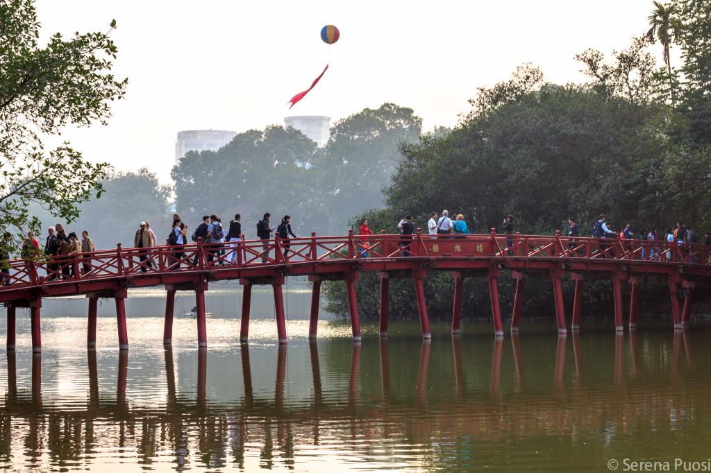 Ponte Huc vietnam