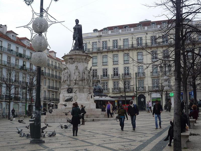 Praça de Camões [Foto di Agu V.]