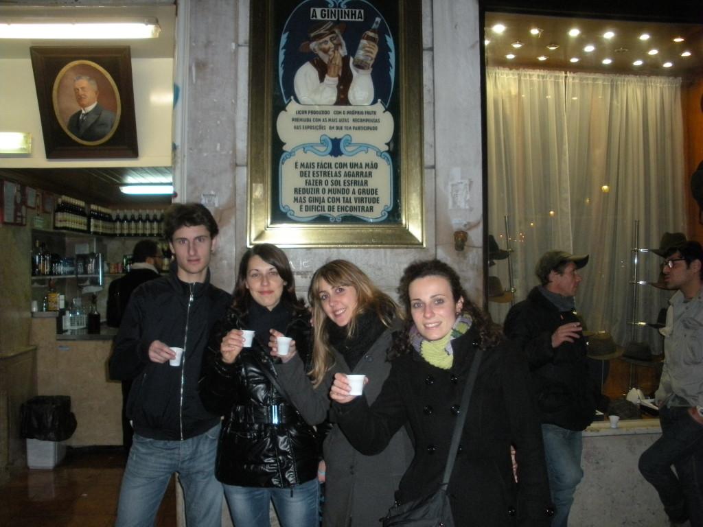 Ginjinha di Largo São Domingos