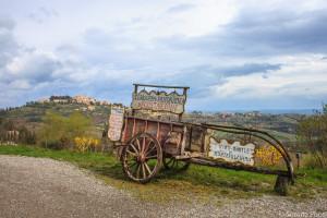 Verso Montepulciano