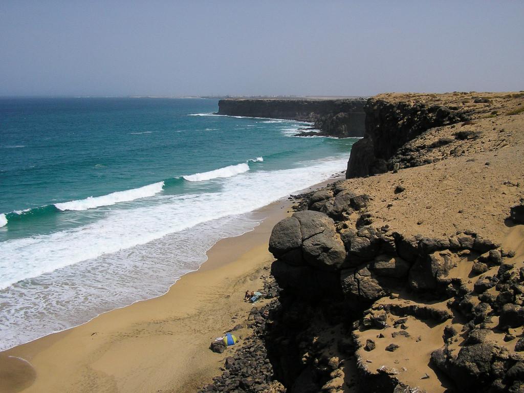 Scogliere a Fuerteventura