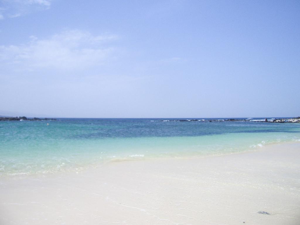 Spiaggia senza filtri