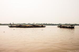 La prima immagine del Delta del Mekong