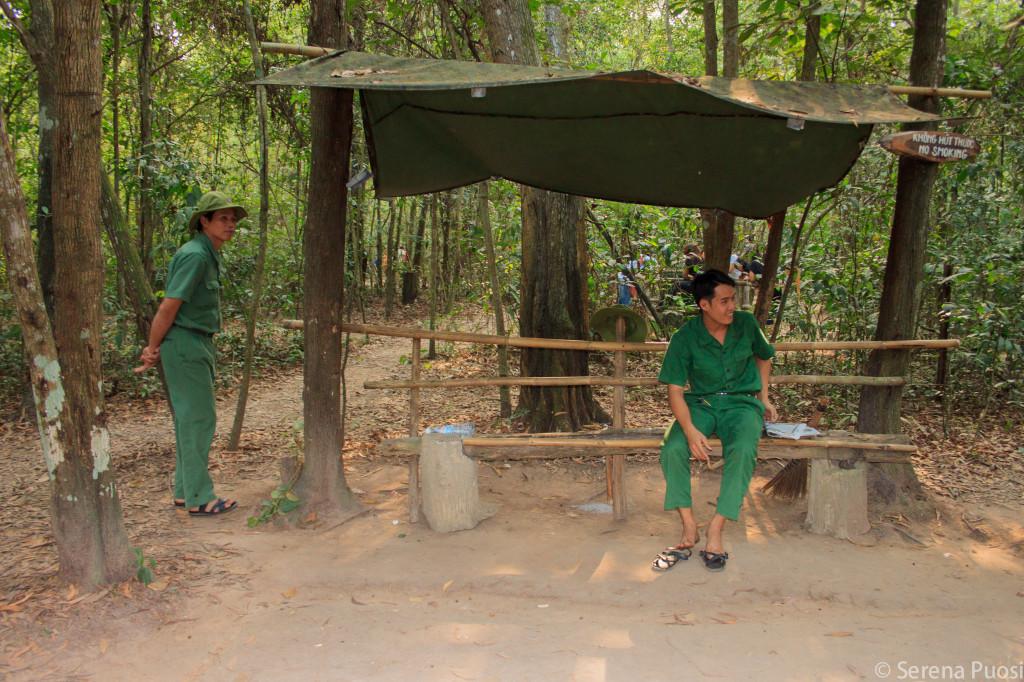Soldati vietnamiti