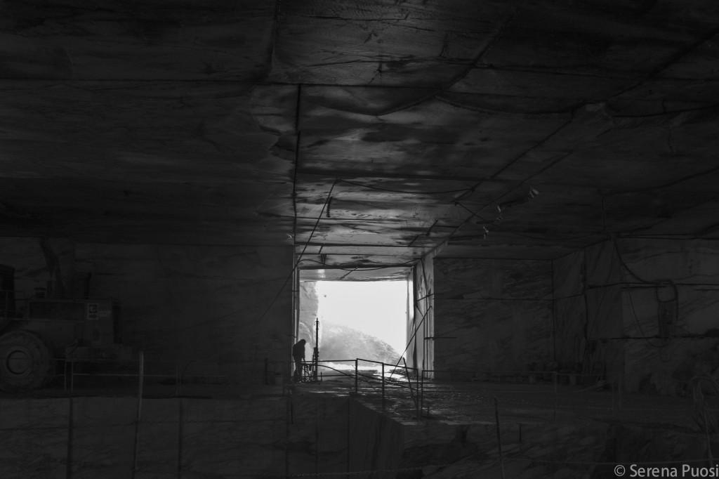 La cava sopra Levigliani