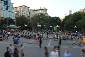 Union Square Garden