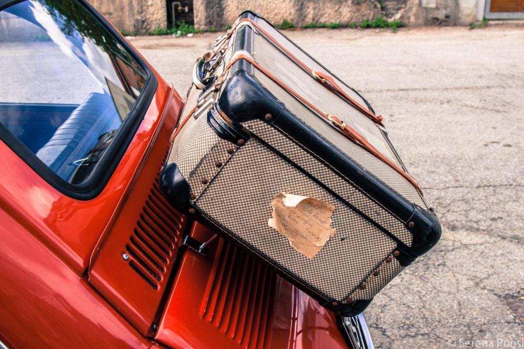 La valigia è pronta