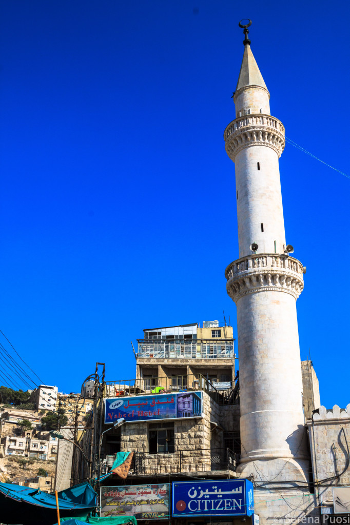 Una moschea ad Amman
