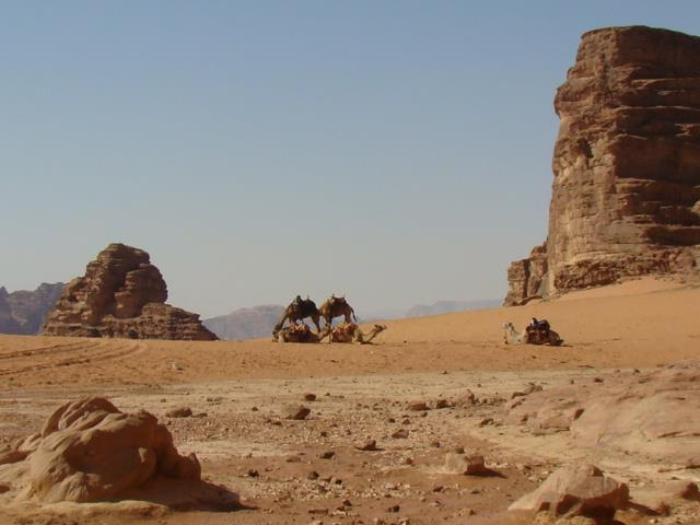 Deserto giordano