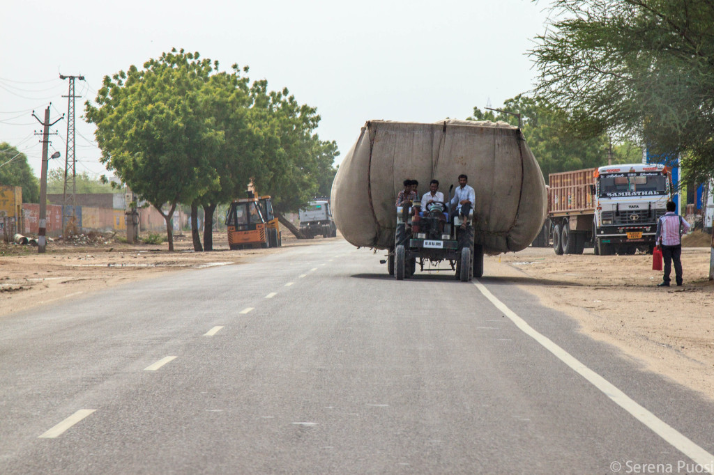 """Autostrada"" indiana"