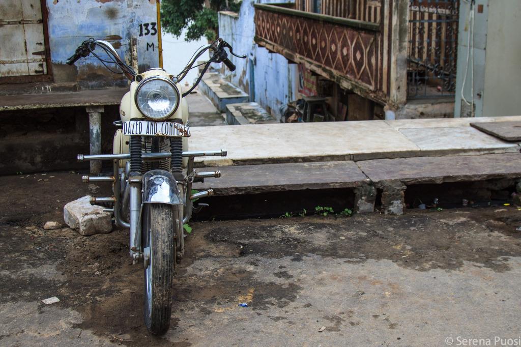 Motocicletta indiana