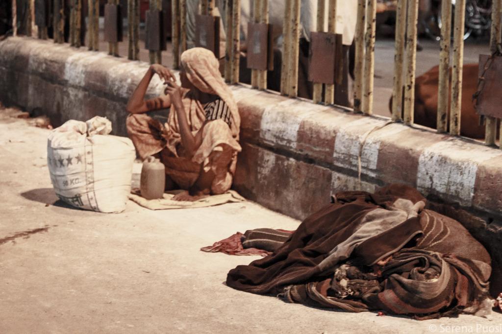 La multiforme umanità di Varanasi