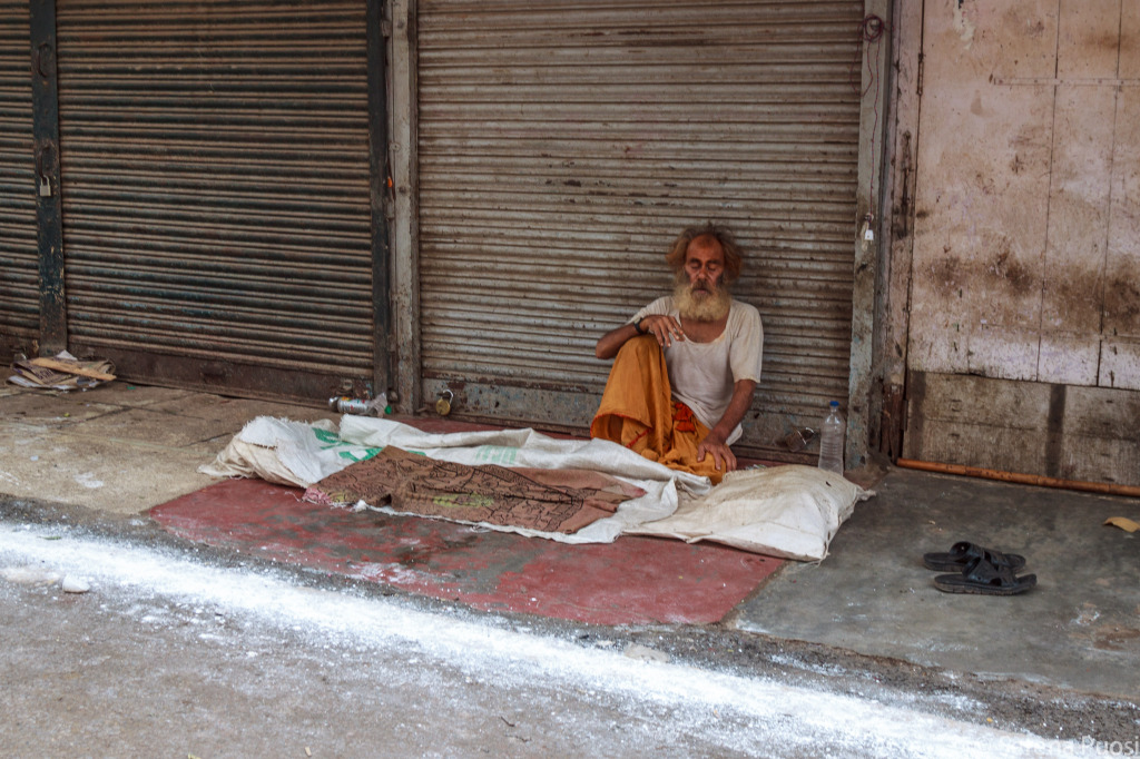 Per le strade di Varanasi