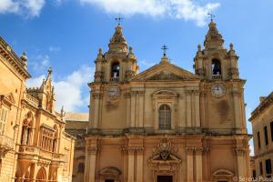 La cattedrale di Mdina