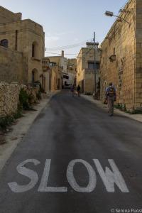 Trekking a Gozo