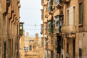 Valletta vicoli