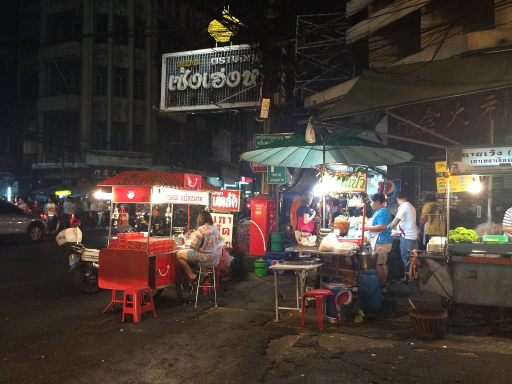 street-food Bangkok