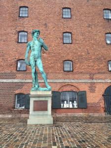 David a Copenaghen