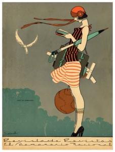 Illustrazione degli anni '20