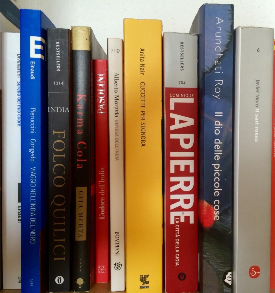 Libri che parlano d'India