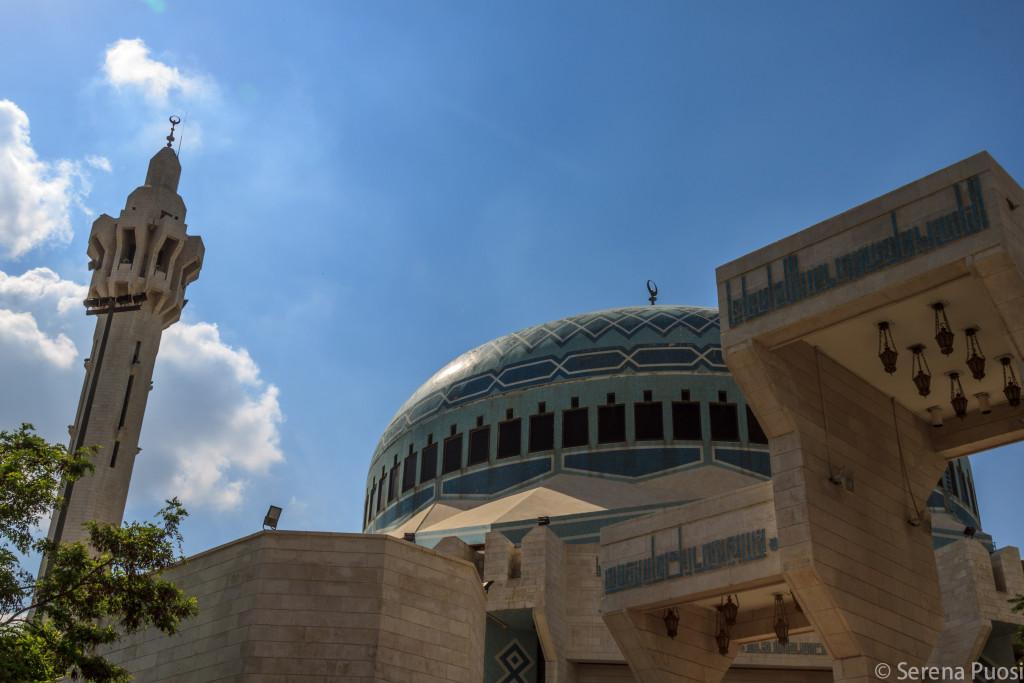Moschea blu di Amman
