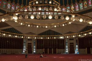 moschea blu amman