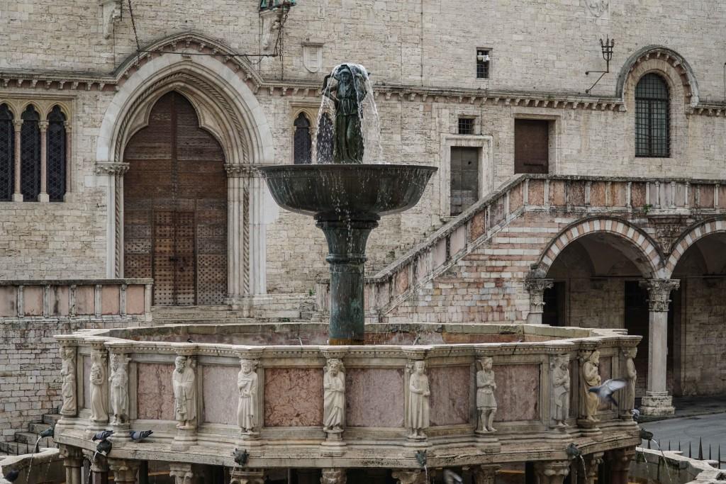 Fontana Maggiore Perugia