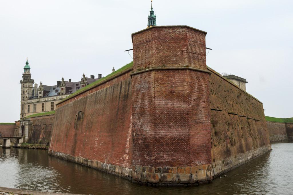 Helsingor-castello-Amleto-Danimarca