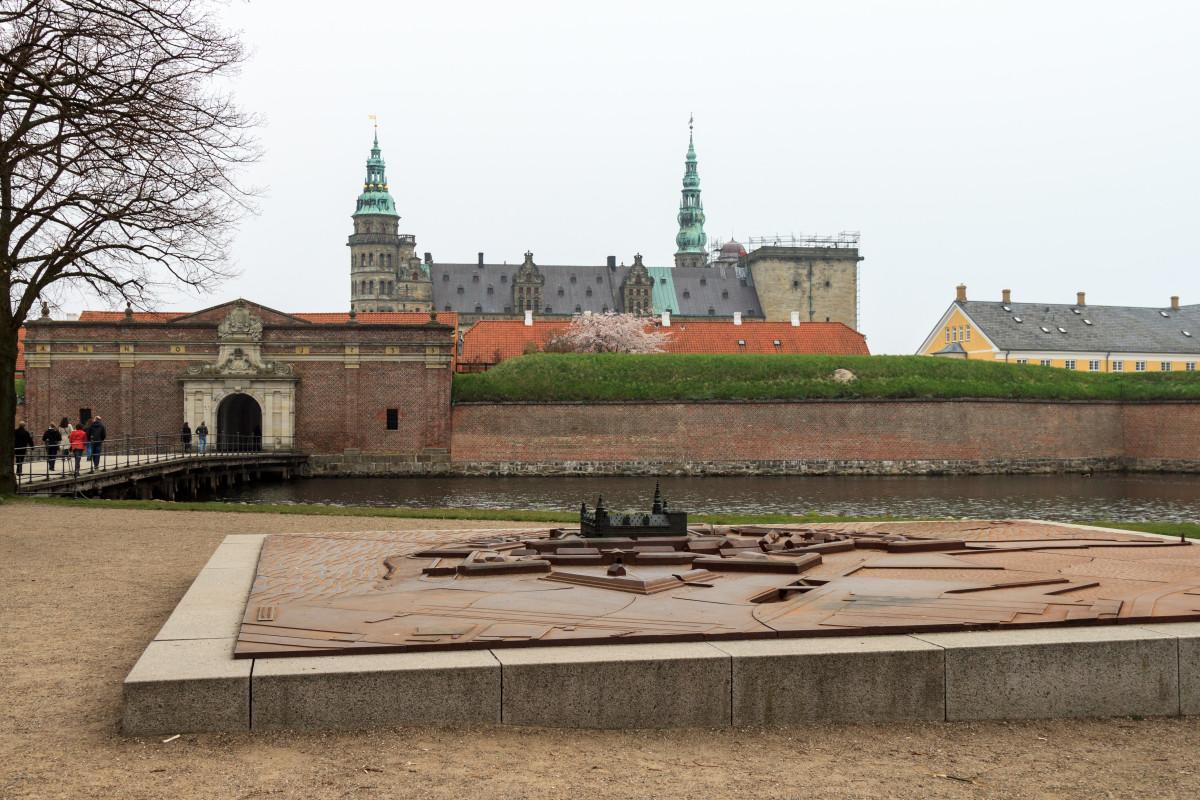 Helsingor-Knonborg-castello