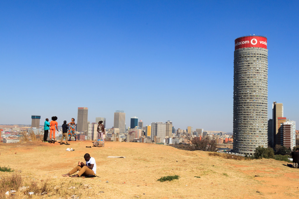 Vista di Johannesburg