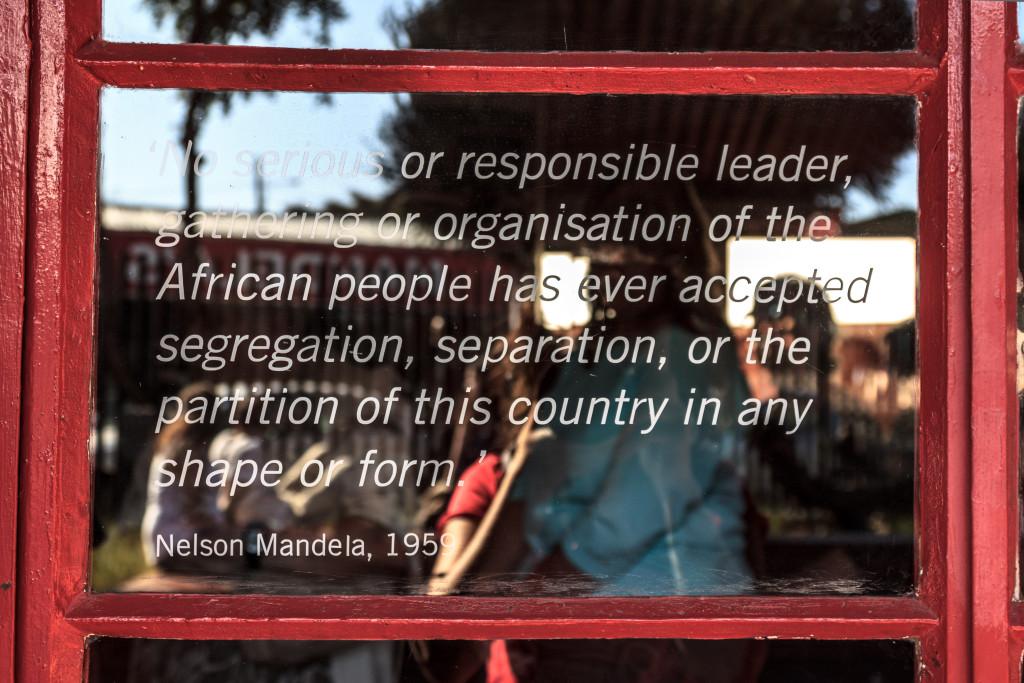 Nelson Mandela House Museum